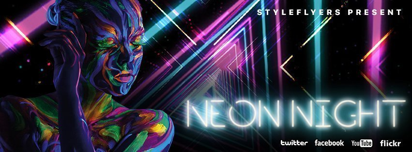 facebook_prev_neon night_psd_flyer