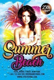 Summer-Beach-Flyer