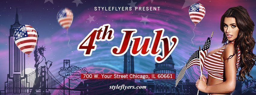 facebook_prev_4th of July_psd_flyer