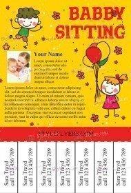 babby-sitting