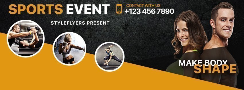 facebook_Sports Event_psd_flyer