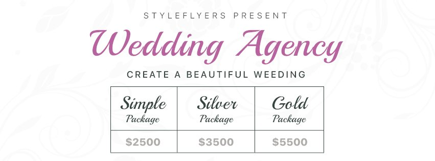 facebook_prev_Wedding Agency_psd_flyer