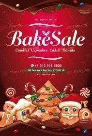 Bake-Sale_psd_flyer