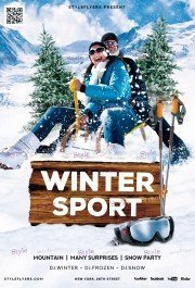 Winter-sport_psd_flyer