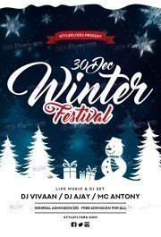 winter-fest_psd_flyer