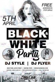 Black-&-White-Party