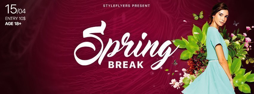 facebook_prev_Spring-break_psd_flyer