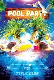 Pool-Party-Flyer