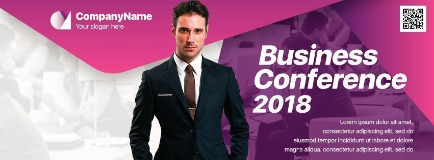 facebook_Business-Conference_psd_flyer