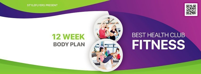 facebook_Fitness_psd_flyer