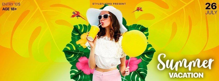 facebook_prev_Summer-Vacation_psd_flyer