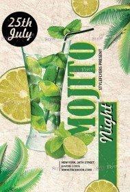 Mojito-Night-Flyer