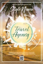 Travel-Agency-flyer
