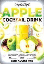 Apple-Cocktail-Drink