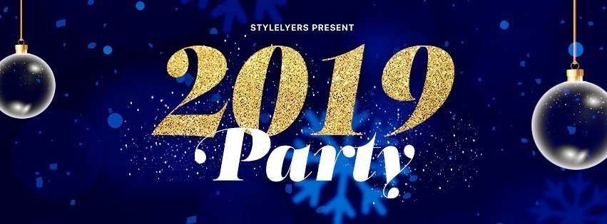 facebook_prev_2019 party_psd_flyer