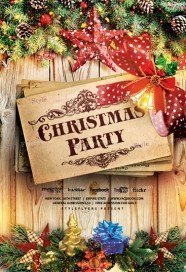 Christmas Flyer PSD Template
