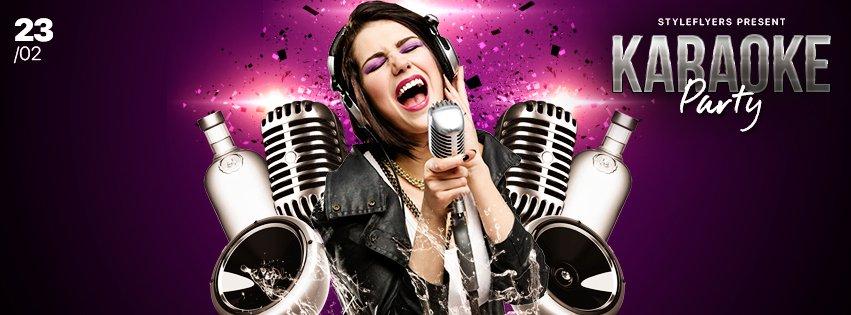 facebook_prev_Karaoke-Party_psd_flyer