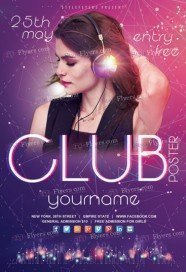 Free Event Flyer PSD Templates Download - Styleflyers