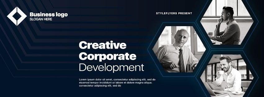 facebook_Corporate_psd_flyer