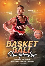 Basketball_psd_flyer
