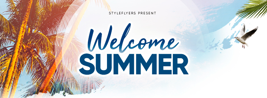facebook_prev_Welcome-Summer_psd_flyer