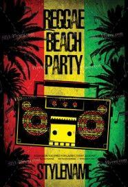 reggae-beach-party