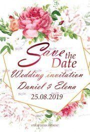Save-the-date-Wedding-invitation