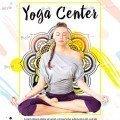 Yoga-Center-Flyer