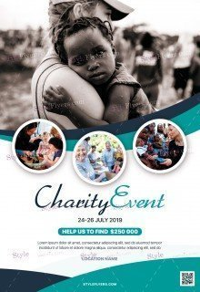 Charity-event_psd_flyer