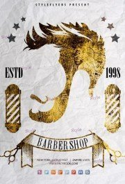 Barbershop-Flyer