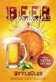 Beer-Festival-Flyer