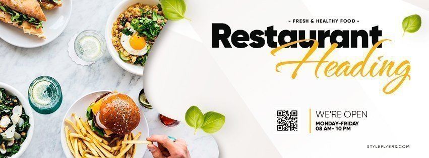 facebook_Restaurant_psd_flyer