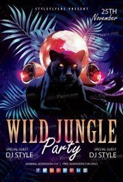 Wild-Jungle-party