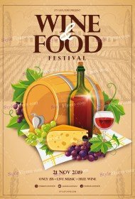 Wine-&-Food-Festival_psd_flyer