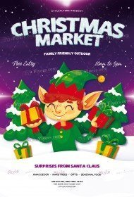 christmas-market_psd_flyer