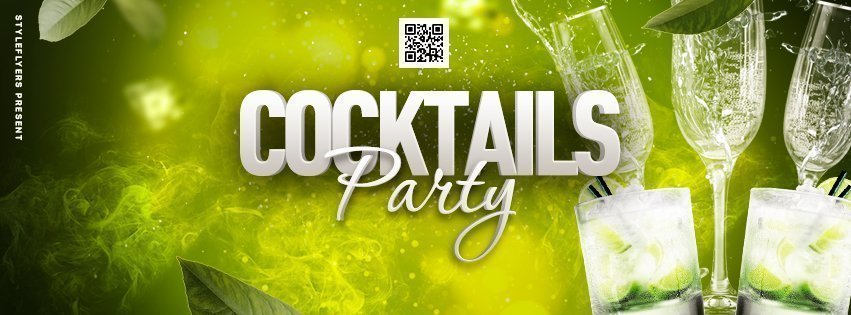 facebook_prev_Cocktails-Party_psd_flyer