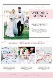 wedding-agency_psd_flyer