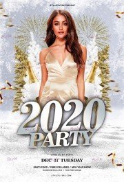 2020-party_psd_flyer