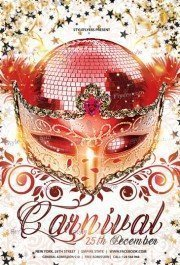 Carnival PSD Flyer Template