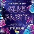 Club-Party-Flyer