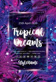 Tropical-Dreams-Flyer-Template