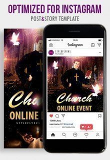 Church Online Event_