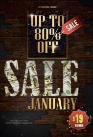 January_sale_PSD_Flyer